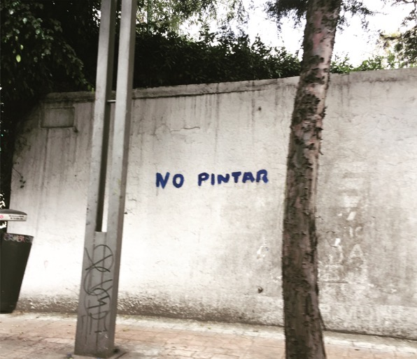 No Painting